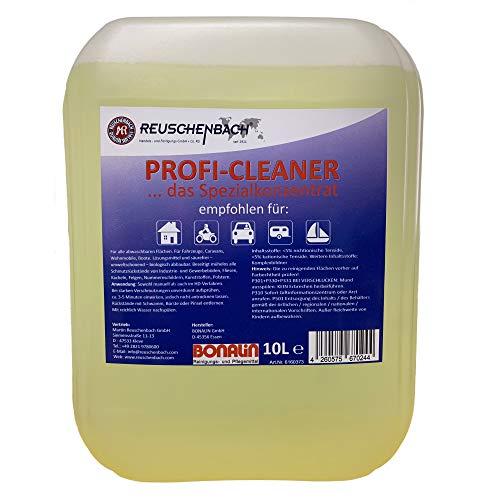 Reuschenbach® Profi-Cleaner Allzweckreiniger für Auto Caravan Boot 10 L Kanister
