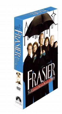 Frasier: Complete Second Season [Region 2]
