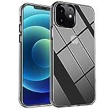 laxikoo Funda para iPhone 12/iPhone 12 Pro (6,1''), Carcasa Protectora Transparente Ultra Fina Silicona Suave TPU Carcasa [Anti-Choque] [Alta Claro] Anti-arañazos Carcasa para iPhone 12/iPhone 12 Pro