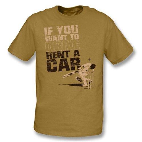 Si usted quiere conducir alquiler una camiseta del coche X-Grande, moreno del color