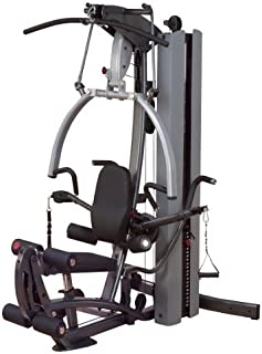 Body-Solid Fusion 600 Home Gym (with 310 lb. weight stack)