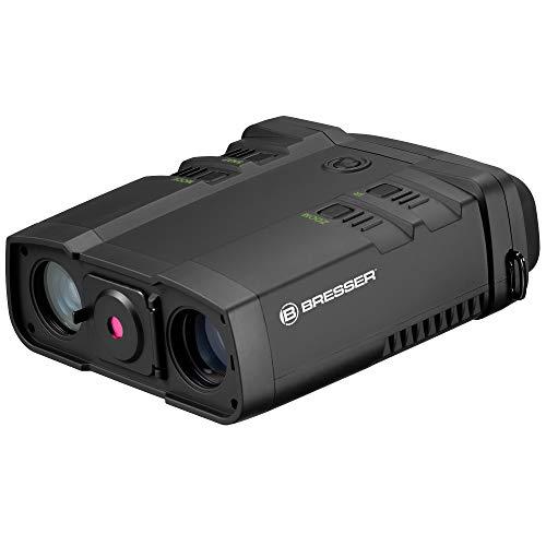 Bresser digitales Nachtsichtgerät NightSpyDIGI Pro HD 3,6X 250m/940nm IR (unsichtbar), schwarz, 1877493