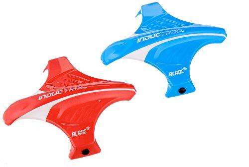 Blade - Coques bleu et rouge blade Inductrix