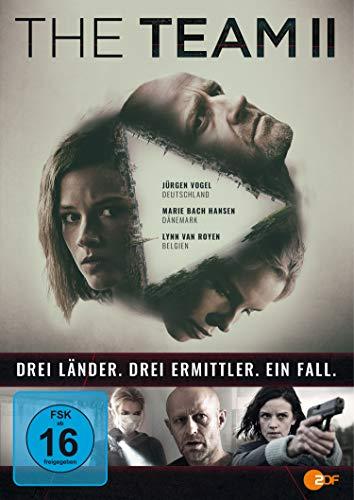 The Team II [3 DVDs]