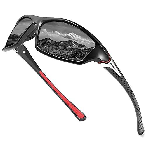Polarized sunglasses for men/women;HD pilot lenses light frame;...
