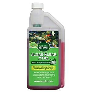 Envii Algae Klear Xtra – Pond Algae Killer For Submerges Blanket Weed and String Algae (1L)