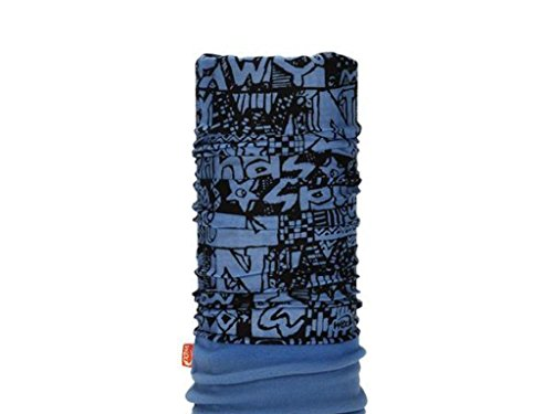 WIND X-TREME 2132 Tubulaire Mixte, Bleu, Taille Unique