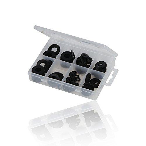 CDL Micro Rubber Wasmachines Pakket, Verschillende maten (Pack van 120)