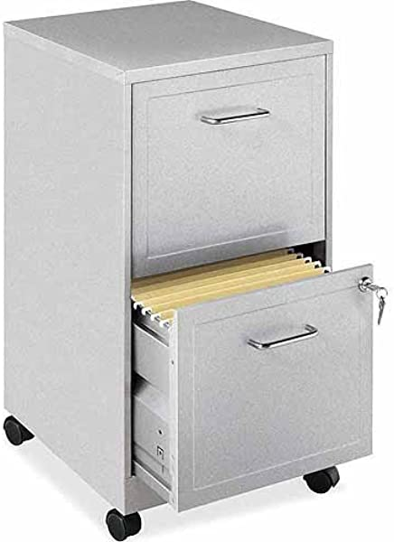 Functional Two Drawers Vertical Lockable Filing Cabinet With Four Caster Made From Durable Steel Construction Perfect For Home Office Or Office Multiple Colors Expert Guide