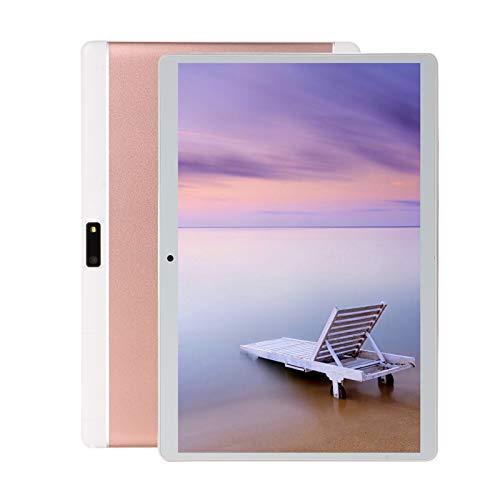 10 inch Tablet, 10-Core Processor, 6GB RAM, 64GB ROM, 13MP Rear Camera, Android 8.0, IPS HD Display, Bluetooth 4.0, WiFi, GPS, Glass Screen