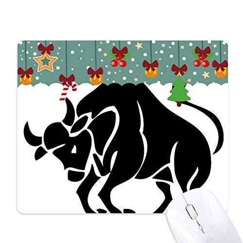 Constellation Taurus sterrenbeeld muis Pad Game Office Mat Kerstmis Rubber Pad