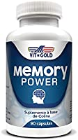 Memory Power (suplemento para memória) Vitgold 90 cápsulas