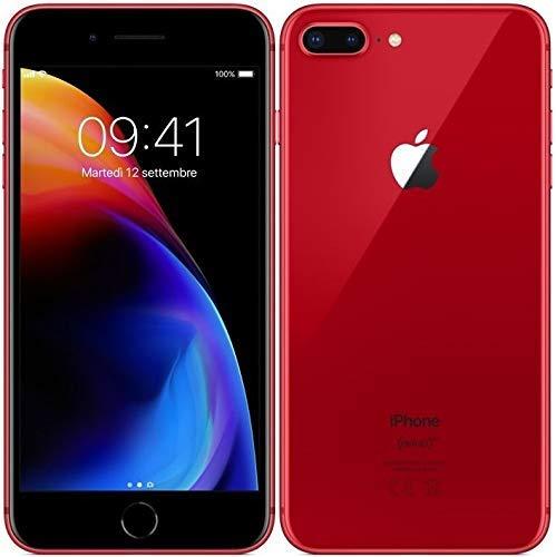 Apple iPhone 8 Plus 256GB Red (Reacondicionado)