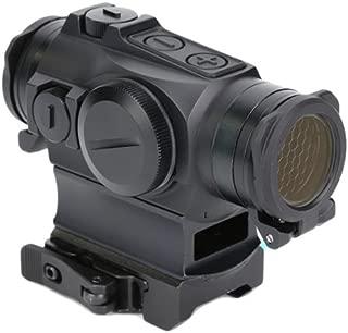 Holosun Military Grade Micro Red Dot Sight, Cd, Black