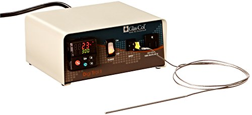 Glas-Col 104A PL612 DigiTrol II Bench Temperature Control, Type J Thermocouple, 120V