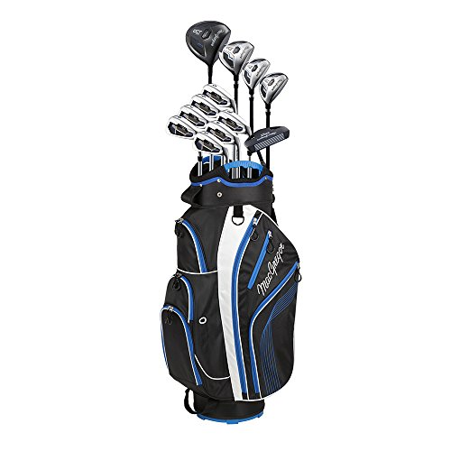 MacGregor Golf 2018 Mens DCT2000 Complete Package Set -...