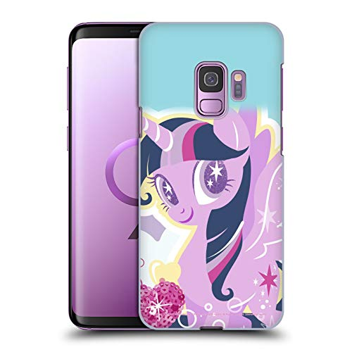 Head Case Designs Officially Licensed My Little Pony Twilight Sparkle Sugar Crush Hard Back Case Compatible with Samsung Galaxy S9
