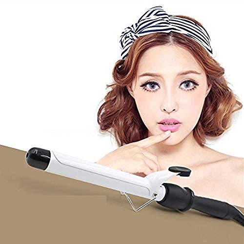 LCD Professional Curling Tongs Haar krultang met Temperatuur Controle Doe geen pijn aan het haar van de vijf gouden lamp thermostaat 22mm keramische haar krultang