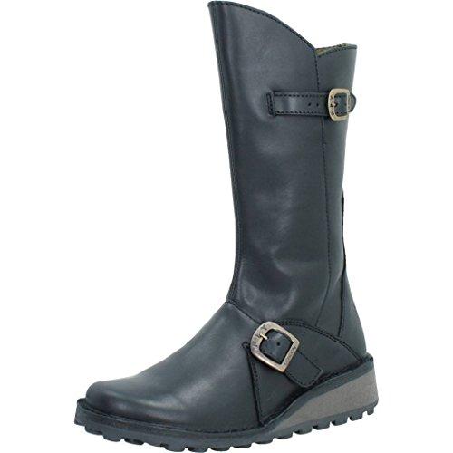 Fly London Damen MES Chukka Boots, Schwarz (Black 060), 37