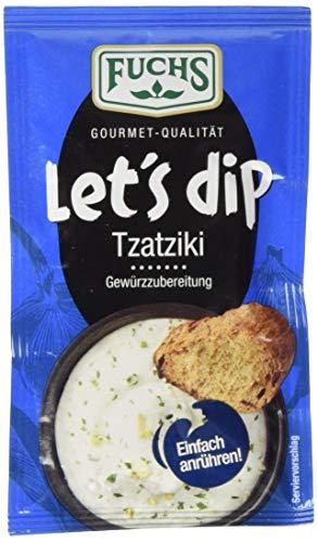 Fuchs Gewürze Let's Dip Tzatziki Gewürzzubereitung,  12.5 g