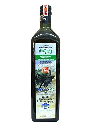 Latzimas natives Bio-Olivenöl extra 1L Griechenland