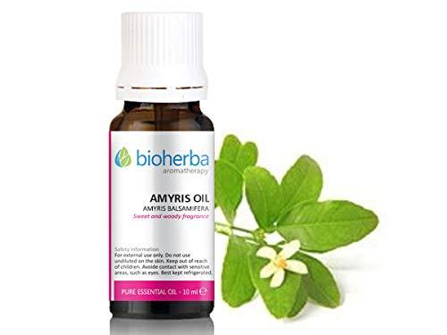 Bioherba Schwertilienöl, Amyris Balsamifera Oil, 10ml