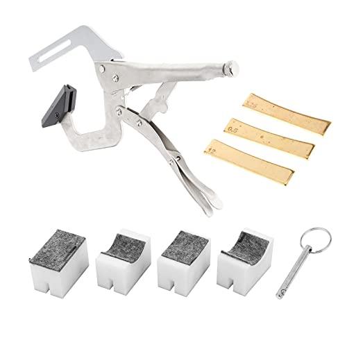 Amagogo Herramienta de prensa de trastes, herramientas de Luthier, accesorios, herramienta de...
