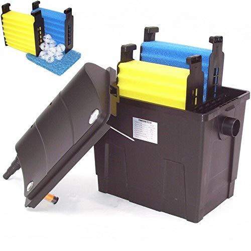 D&L Bio Teichaussenfilter CBF200 Filter 55890 AWZ Teichfilter 8000l Wasserfilter Teich