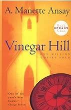 Vinegar Hill (Oprah's bookclub) by A. Mannette Ansay (7-Sep-2000) Paperback