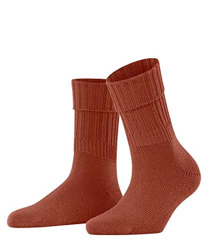 FALKE Damen Striggings Rib W SO Socken, Rot (Terra 8829), 39-42