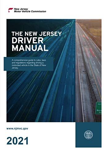 The New Jersey Driver Manual: DMV Driver