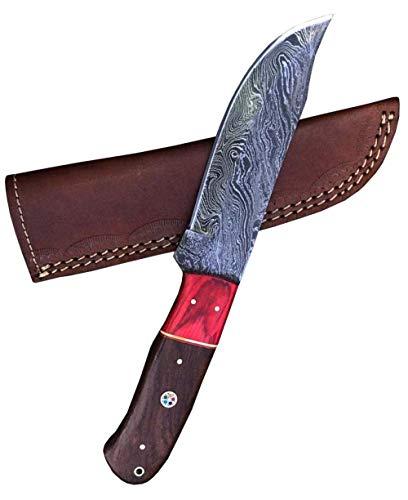 Royal 1050 Jagdmesser Handgemachtes trachtenmesser Damast Jagdmesser aus japanischem