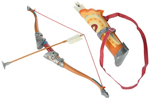 SUPER MARIO World of Nintendo Legend of Zelda Breath of The Wild Bow & Arrow Toy Figure