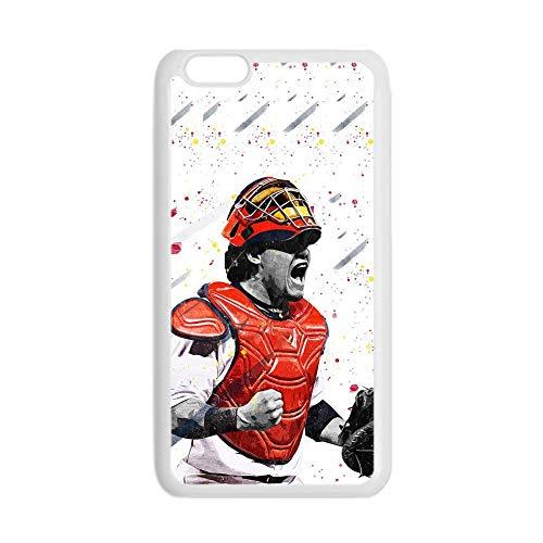 Desconocido Tener con Baseball 8 Compatible con iPhone 6/6S Diferencia para Niño Conchas De Abs