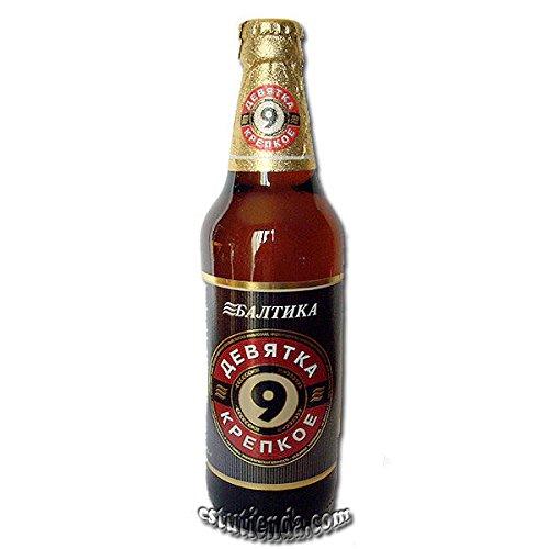Bier Baltika 9/Stark 8,0%Alc.0,5 L 16%GP 1/20