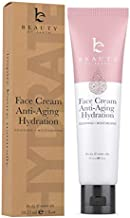Face Cream Anti Aging Hydration - Natural & Organic Ingredients, Face Moisturizer for Dry Skin, Anti Aging Face Cream, Anti Aging Moisturizer for Face, Anti Wrinkle Cream for Women (1 Tube)