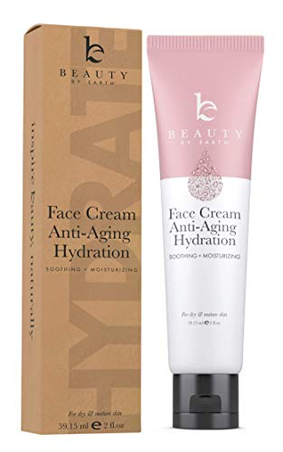 Beauty by Earth Face Cream Anti Aging Hydration