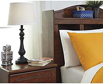 Signature Design by Ashley Kian Poly Wrought Iron Table Lamp