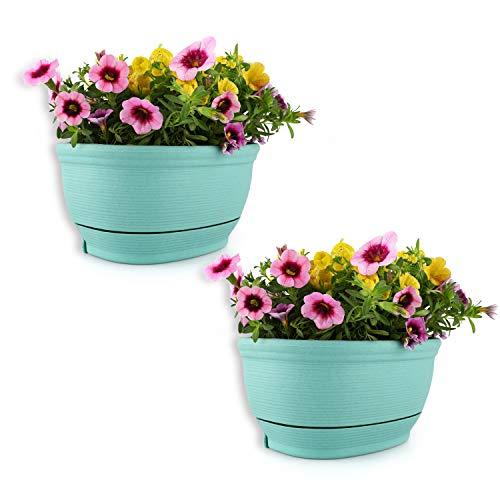 ikea balkong blommor