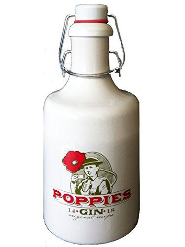 Poppies Gin Belgien Deutschland 0,7 Liter