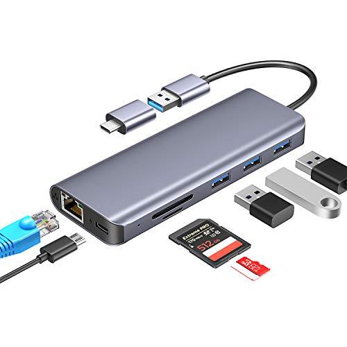 Rozeda -  USB 3.0 Hub Dock mit