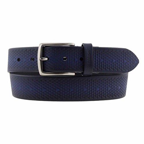 MIGUEL BELLIDO Cinturón hombre piel Talla: 105 Color: NEGRO