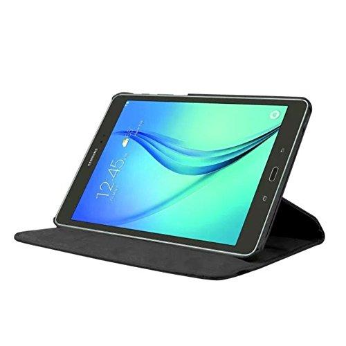 Schutzhülle für Samsung Galaxy Tab S2 9.7 SM-T810 T811 T813 T815 T819 9.7 Zoll Smart Slim Case Book Cover Stand Flip S 2 (Schwarz) NEU