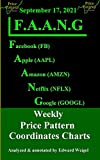 F.A.A.N.G: September 17, 2021: Facebook, Apple, Amazon, Netflix & Google Weekly Price Pattern Coordinates Charts (F.A.A.N.G: Facebook, Apple, Amazon, Netflix ... Charts Book 90) (English Edition)