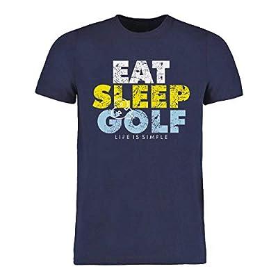 HELLION Golf T-Shirt Eat