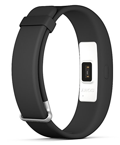Sony Braccialetto Fitness Tracker per Smart Band 2 SWR12 - Nero