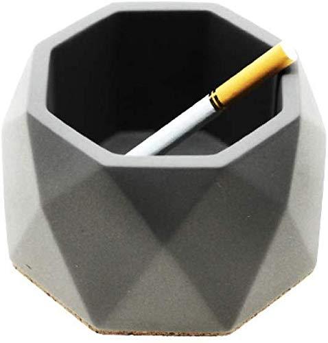 AMITD draagbare creatieve cement asbak eenvoudige Scandinavische stijl persoonlijkheid specifieke kunst roken accessoires