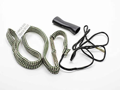 ZEITWISE Boresnake 7,62 mm Cal .308 & 30-06 Laufreinigungsschnur   Reinigungsschnur  Putzschnur   Bore Snake Gewehr Büchse
