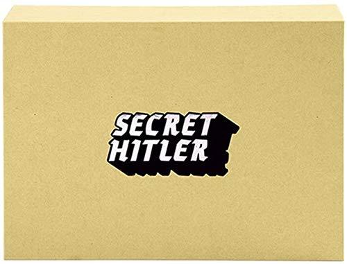 Secret Hitler Crazy Party Bordspellen Kaartspellen voor volwassenen Een verborgen identiteitsspel Anti-menselijk kaartspel met vriend en familie