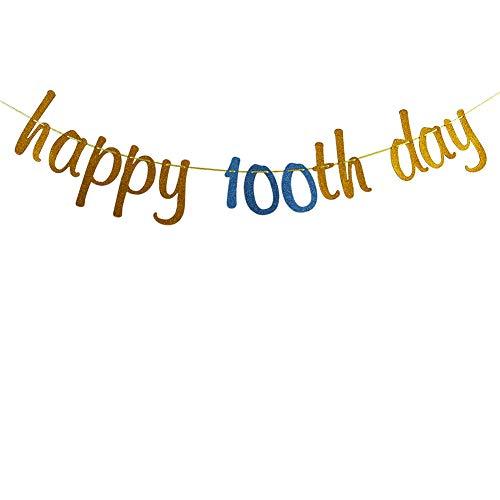 100th day streamer - 3